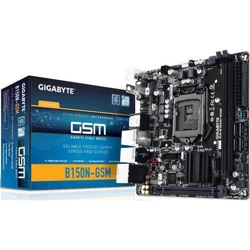 Gigabyte Mini-ITX Motherboard DDR4 LGA 1151 ()