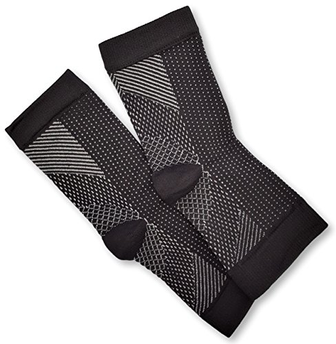 RiptGear Plantar Fasciitis Socks for Women and Men - 1 Pair Plantar Fasciitis Sleeves for Heel and Foot Pain with Ankle Compression - Small by RiptGear (Image #8)