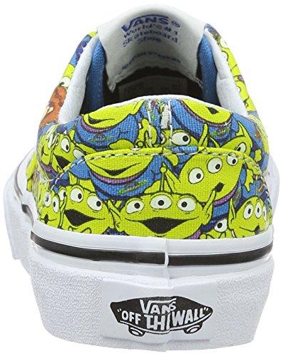 VansEra - Zapatillas Unisex Niños Multicolor (Toy Story)