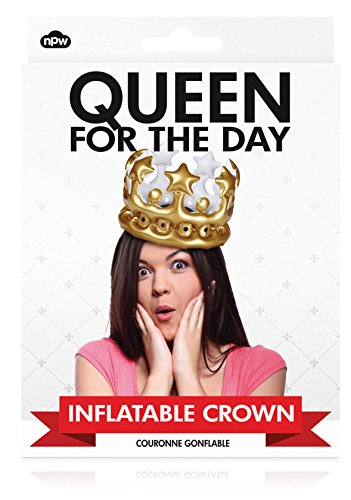 King for a day-gonflable Couronne