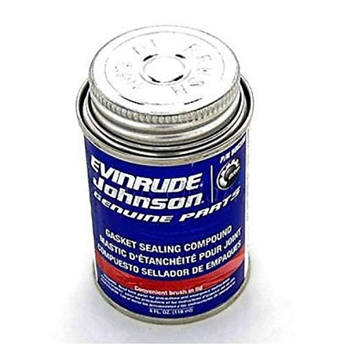 Johnson Evinrude BRP Gasket Sealing Compound -