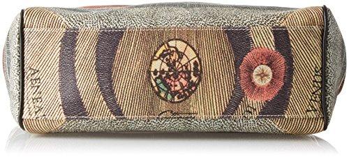 Gattinoni Gpcb004 Borsa A Spalla Donna 13x35x30 Cm w X H L Multicolore classico