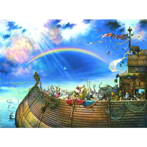 Noah's Ark 1500 pc Jigsaw Puzzle