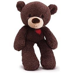 Gund Valentines My Fuzzy Valentine Teddy Bear 13.5 inch Plush