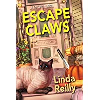 Escape Claws (A Cat Lady Mystery Book 1)