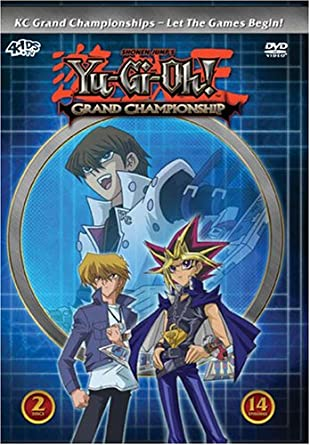 Image result for yugioh season 5 grand champion