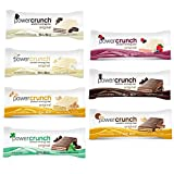 quest bars cookies and creme - Power Crunch Original High Protein Energy Bar All Flavors Variety Pack (7 Bars)