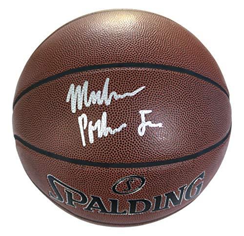 - Michael Porter Jr. Denver Nuggets Signed Autographed Spalding NBA Basketball JSA COA