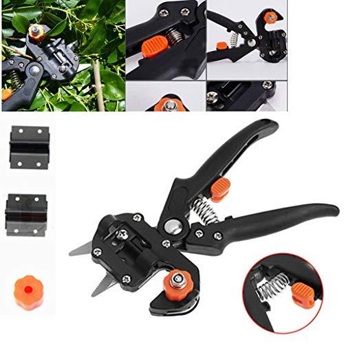 Fullfun Garden Tools Grafting Pruner Chopper Vaccination Cutting Tree Gardening Tools
