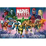 Marvel Heroes: The Marvel Universe Strategy Boardgame