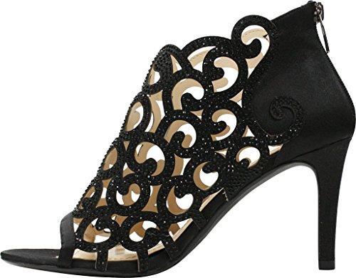 J.renee Mujeres Mcwayfalls Dress Pump Black