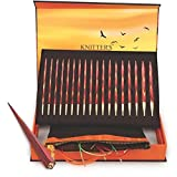 Knitter's Pride, THE GOLDEN LIGHT Limited Edition Interchangeable Set