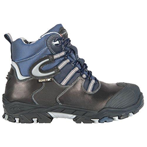 Cofra tutankamon S3WR SRC–zapatos de seguridad talla 42NEGRO