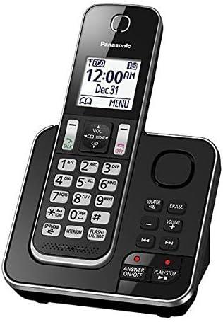 Office Products Landline Phones ghdonat.com Metallic Black ...