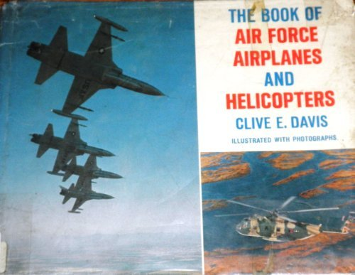 Book of Air Force Airplanes and Helicopters