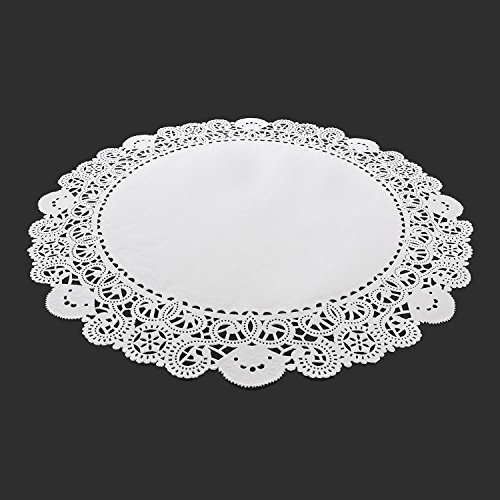 Royal 16'' Disposable Paper Lace Doilies, Package of 250 by Royal (Image #1)
