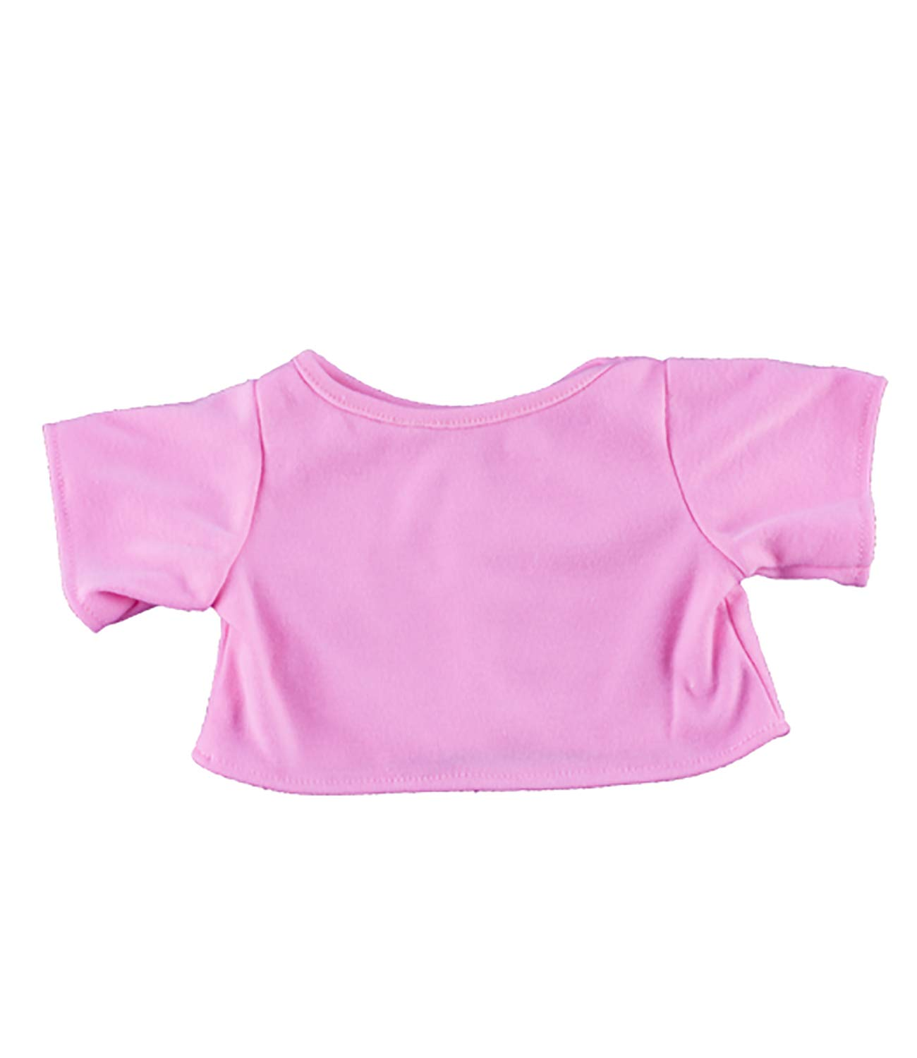 Vermont Teddy Bears Pink T-Shirt Outfit Teddy Bear Clothes Fits Most 14-18 Build-a-bear and Make Your Own Stuffed Animals Teddy Mountain SG/_B007P1IJ9Q/_US