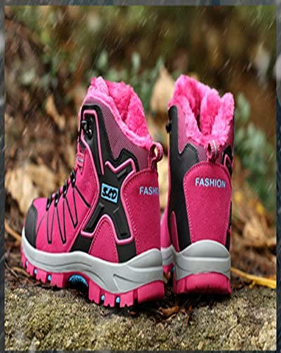 トレッキングシューズ 登山靴 メンズ レディース 男女兼用 ハイキングシューズ 防水 防滑 ウォーキングシューズ アウトドア トラベル ハイカット キャンプ シューズ 暖かい靴 クッション性/吸汗/通気性