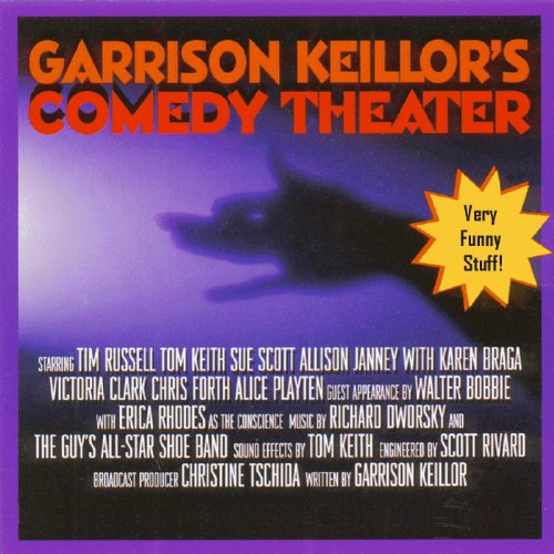 Garrison Keillor's Comedy Theater, Vol. 1