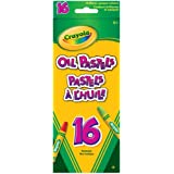 Crayola 16 Ct Oil Pastels, School and Craft Supplies, Gift for Boys and Girls, Kids, Ages 3,4, 5, 6 and Up, Back to school, School supplies, Arts and Crafts,  Gifting