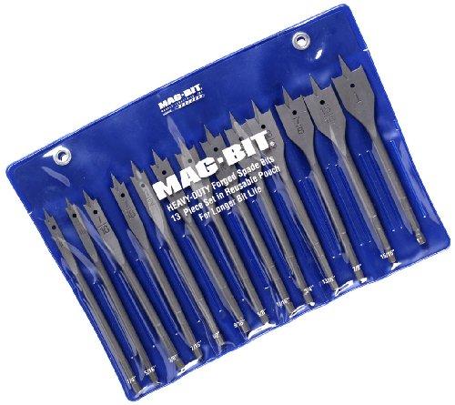 MAGBIT 792.1300P MAG 792 Spade Bit Kit, 13-Piece