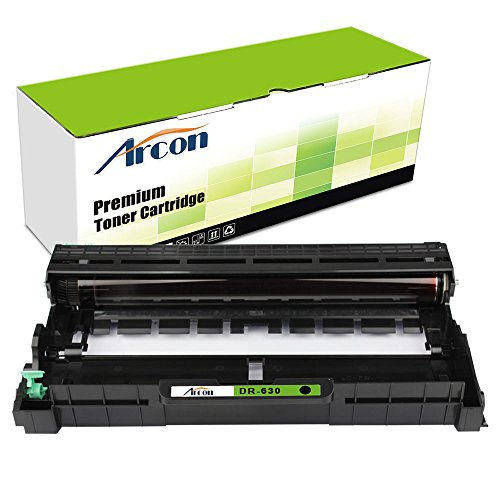 Laser Print Unit (ARCON 1 Pack Drum Unit Replacement for Brother DR630 DR-630 DR630 12,000 Page Yield For Brother HL-L2340DW HL-L2300D HL-L2380DW HL-L2320D MFC-L2700DW MFC-L2740DW MFC-L2720DW DCP-L2520DW DCP-L2540DW)