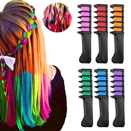 New Hair Chalk Comb Temporary Hair Dye Hair