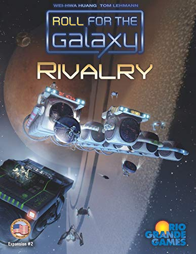 Rio Grande Games RIO557 Roll for The Galaxy Rivalry for sale  Delivered anywhere in Canada