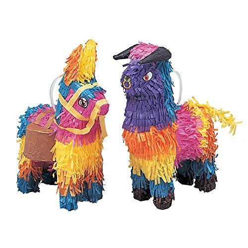 Price comparison product image Mini Bull or Donkey Pinata Decorations