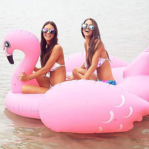 Piscina Inflable flotador Hinchable Colchonetas Gigante, De Lujo ...