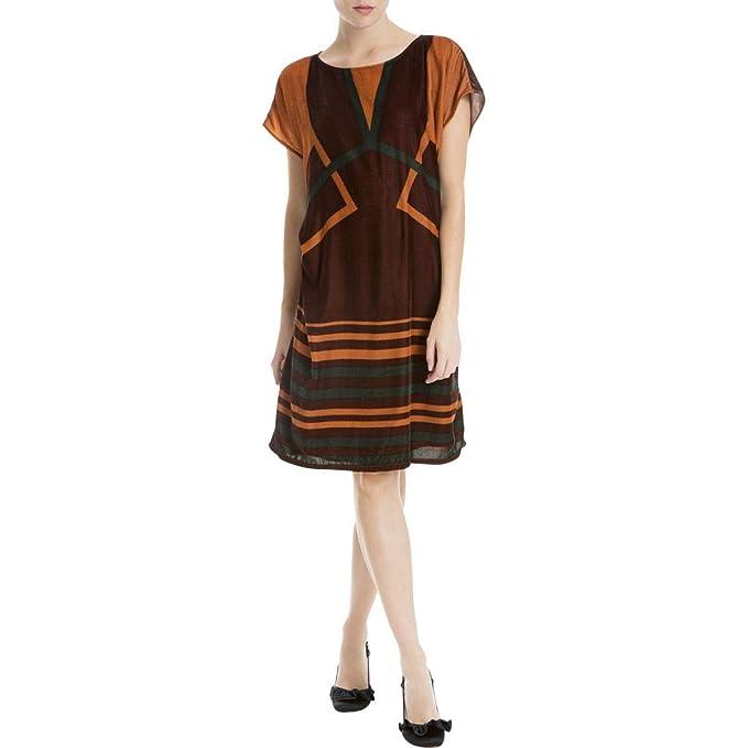 Amazon.com: Max Studio London Roxanne Vestido de terciopelo ...