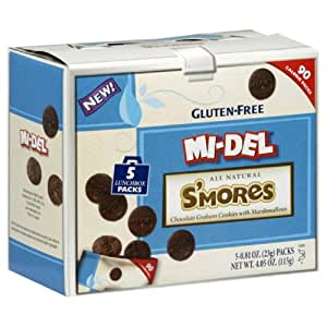 Midel Smores Single Serve, Gluten Free, 4.0500-ounces ...