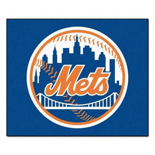 New York Mets Tailgater Mat (FANMATS MLB New York Mets Nylon Face Tailgater)