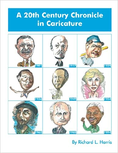 Book A 20th Century Chronicle in Caricature
