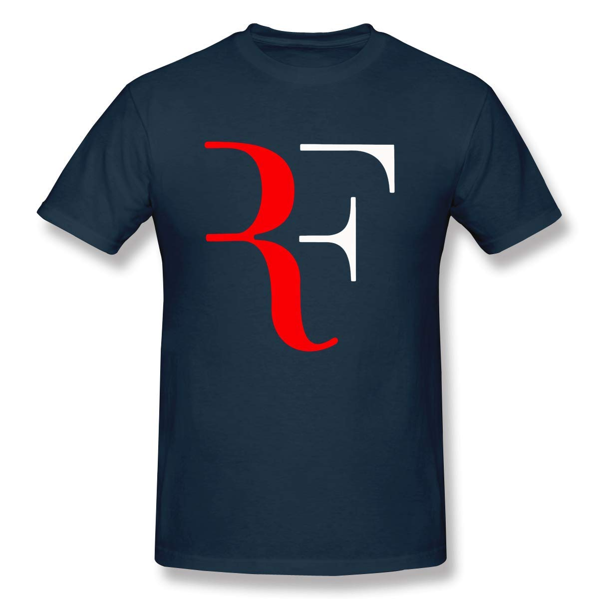 Roger Federer Camiseta de Manga Corta para Hombre Cómodas Mangas ...