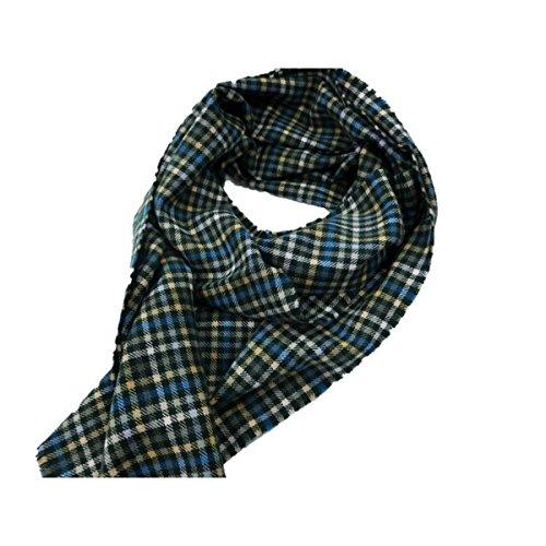 新作 英国製 Made in Scotland カシミヤ100%ストール GunClub ファッション マフラー ストール スカーフ バンダナ top1-ds-1984281-ah [簡素パッケージ品] B077DVFGJH