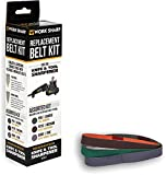 Work Sharp Knife & Tool Sharpener Replacement Belt Kit (WSKTS & WSKTS-KT)
