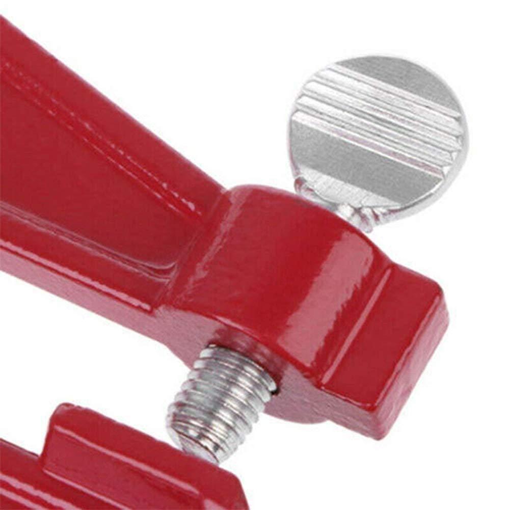 NO BRAND Stump Vise Sierra Afilado de la Cadena presentaci/¨/®n toolss Barra de sujeci/¨/®n de la Motosierra Accesorios