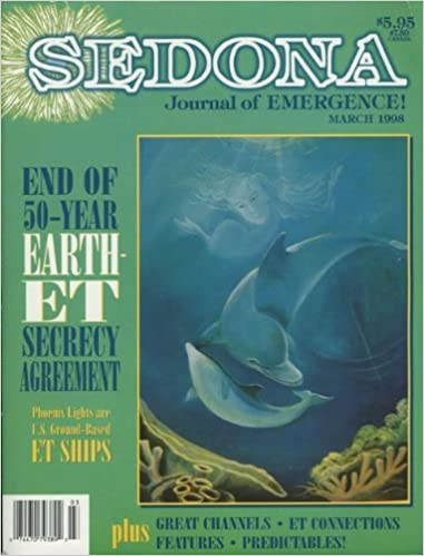 Sedona: Journal of Emergence (March 1998) Phoenix Lights