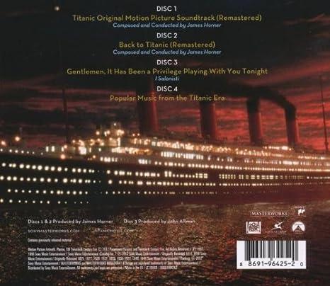 back to titanic soundtrack wwwpixsharkcom images