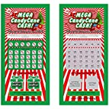 OBRC - Best Stocking Stuffers of 2019! Prank Christmas Lottery Tickets. Great Gift for all Ages: Adults, Men, Women, and Teens.