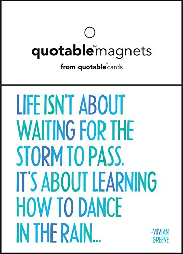 Quotable Magnet-
