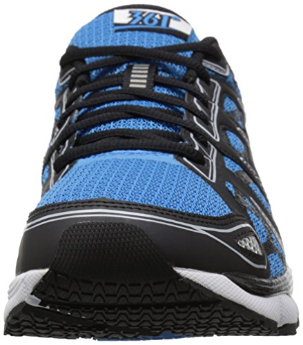 361 Shoe Silver Running Fit Men Black Blue M Omni rqX1rvZ
