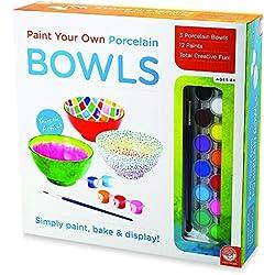 Paint Your Own Porcelain Bowls