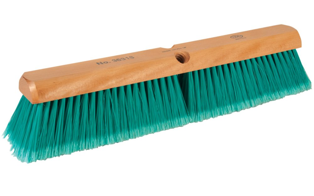 Fuller Commercial Products 36318 Hardwood Floor Brush Head, 18''