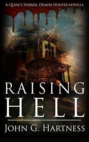 Raising Hell Quincy Harker Novella product image