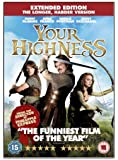 Your Highness (Extended Edition) [DVD]