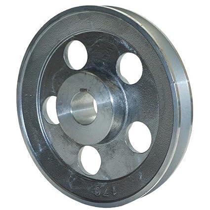 Polea (170 x 1 a orificios 28 Spa 13 Compresor De Aire Comprimido schei