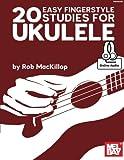 20 Easy Fingerstyle Studies for Ukulele