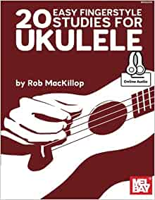 20 Celtic Fingerstyle Uke Tunes Ukulele Book//Cd Mackillop Rob